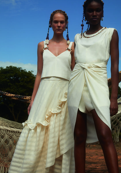 Cris Barros SS20 | White Edition