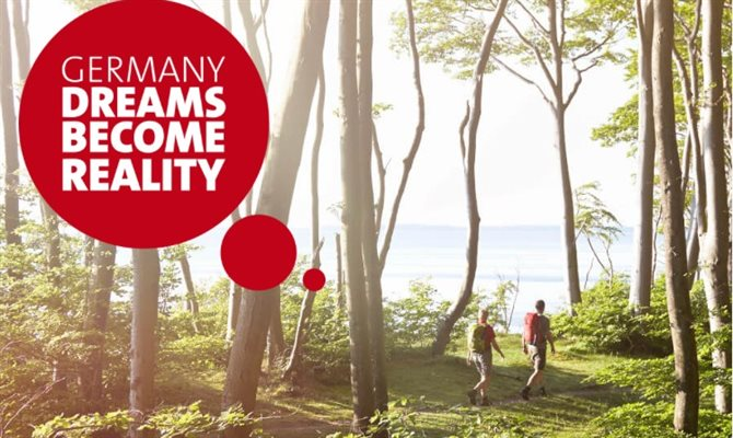 Germany - Dreams Become Reality: Alemanha lança campanha que marca retomada do turismo no país