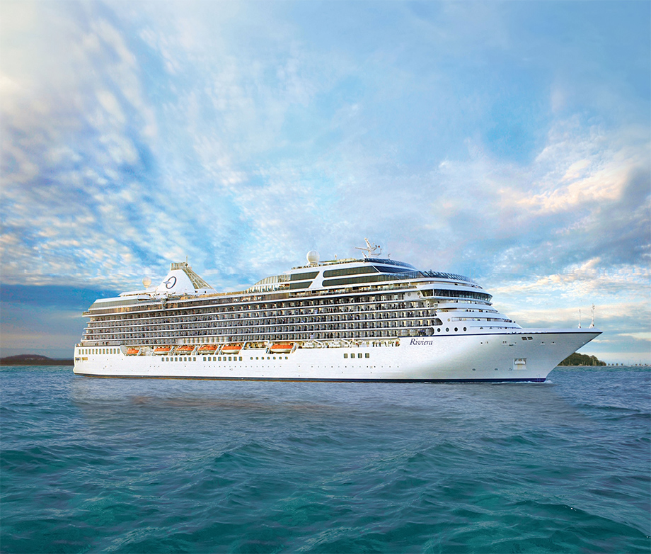 Oceania Cruises inova com o Aquamar Spa + Vitality Center
