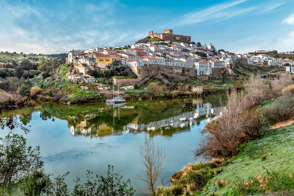 Os cinco vilarejos mais bonitos do Alentejo, em Portugal